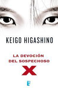 Libro LA DEVOCIÓN DEL SOSPECHOSO X