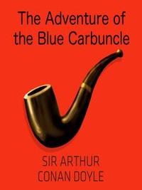 Libro THE ADVENTURE OF THE BLUE CARBUNCLE