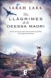 Libro LES LLÀGRIMES DE LA DEESSA MAORÍ