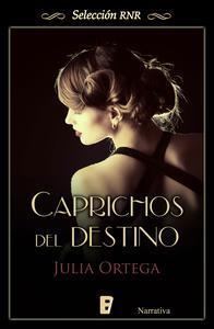 Libro CAPRICHOS DEL DESTINO (BDB)