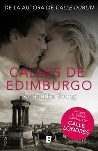 Libro CALLES DE EDIMBURGO