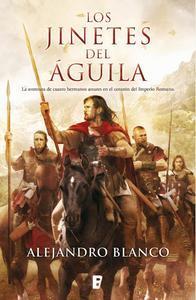 Libro LOS JINETES DEL ÁGUILA