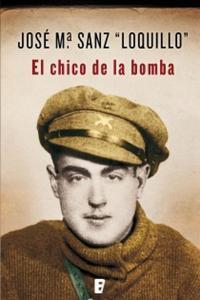 Libro EL CHICO DE LA BOMBA