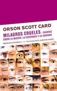 Libro MAPAS EN UN ESPEJO IV. MILAGROS CRUELES