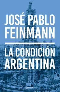 Libro LA CONDICIÓN ARGENTINA