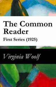 Libro THE COMMON READER - FIRST SERIES (1925)