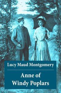 Libro ANNE OF WINDY POPLARS: ANNE SHIRLEY SERIES, UNABRIDGED