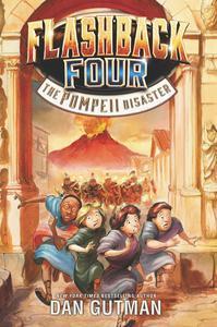 Libro FLASHBACK FOUR #3: THE POMPEII DISASTER