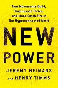 Libro NEW POWER