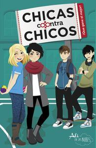 Libro ¡QUE GANE EL MEJOR! (CHICAS CONTRA CHICOS 2)