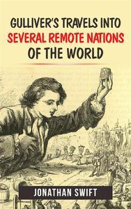 Libro GULLIVER'S TRAVELS INTO SEVERAL REMOTE NATIONS OF THE WORLD