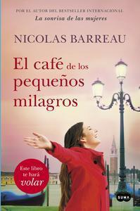 Libro EL CAFÉ DE LOS PEQUEÑOS MILAGROS