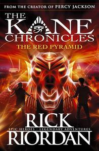 Libro THE RED PYRAMID (THE KANE CHRONICLES BOOK 1)