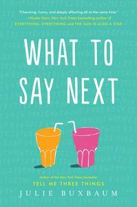 Libro WHAT TO SAY NEXT