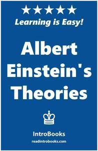 Libro ALBERT EINSTEIN'S THEORIES
