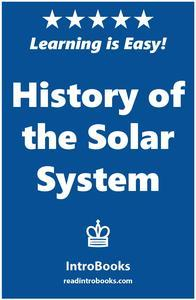 Libro HISTORY OF THE SOLAR SYSTEM
