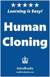 Libro HUMAN CLONING