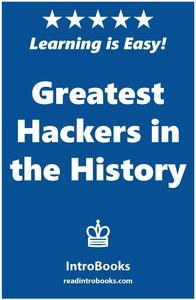 Libro GREATEST HACKERS IN THE HISTORY