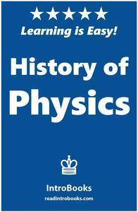Libro HISTORY OF PHYSICS