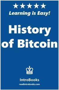 Libro HISTORY OF BITCOIN