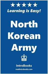 Libro NORTH KOREAN ARMY