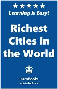 Libro RICHEST CITIES IN THE WORLD