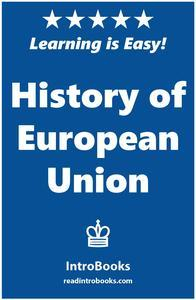 Libro HISTORY OF EUROPEAN UNION