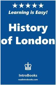 Libro HISTORY OF LONDON