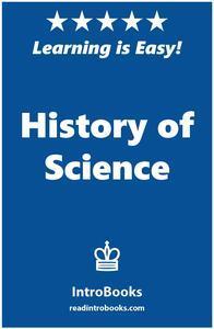 Libro HISTORY OF SCIENCE