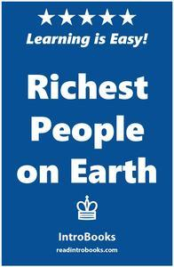 Libro RICHEST PEOPLE ON EARTH