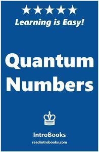 Libro QUANTUM NUMBERS