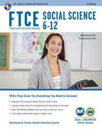Libro FTCE SOCIAL SCIENCE 6-12 (037) BOOK + ONLINE