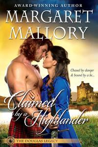 Libro CLAIMED BY A HIGHLANDER