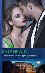 Libro THE INNOCENT'S ONE-NIGHT SURRENDER (MILLS & BOON MODERN)