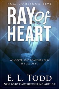 Libro RAY OF HEART (RAY #5)