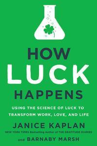 Libro HOW LUCK HAPPENS