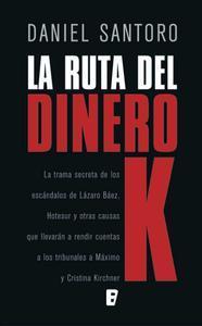 Libro LA RUTA DEL DINERO K