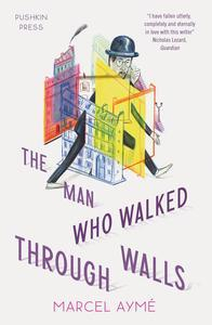 Libro THE MAN WHO WALKED THROUGH WALLS