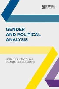 Libro GENDER AND POLITICAL ANALYSIS