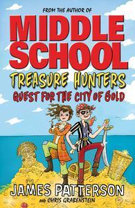 Libro TREASURE HUNTERS: QUEST FOR THE CITY OF GOLD