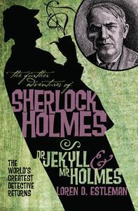 Libro DR JEKYLL AND MR HOLMES