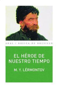 Libro EL HÉROE DE NUESTRO TIEMPO