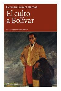 Libro EL CULTO A BOLÍVAR