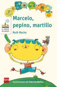 Libro MARCELO, PEPINO, MARTILLO