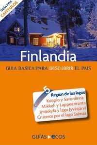 Libro FINLANDIA. LA REGIÓN DE LOS LAGOS