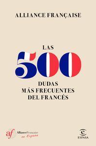 Libro LAS 500 DUDAS MÁS FRECUENTES DEL FRANCÉS