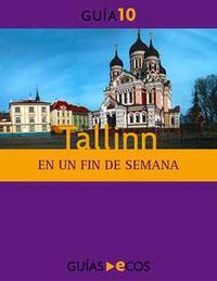 Libro TALLINN. EN UN FIN DE SEMANA