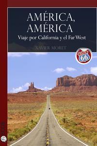 Libro AMÉRICA, AMÉRICA