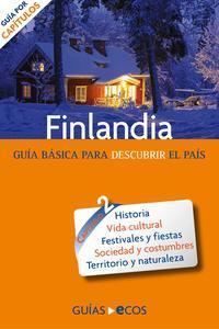 Libro FINLANDIA. PREPARAR EL VIAJE: GUÍA CULTURAL