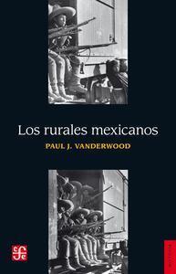 Libro LOS RURALES MEXICANOS